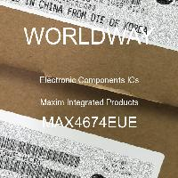 MAX4674EUE - Maxim Integrated Products