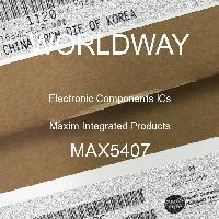 MAX5407 - Maxim Integrated Products
