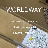 MAX6339IUT-T - Maxim Integrated Products
