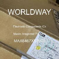 MAX6467XS29D3 - Maxim Integrated Products