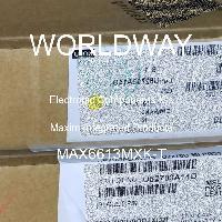 MAX6613MXK-T - Maxim Integrated Products