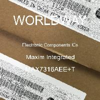 MAX7316AEE+T - Maxim Integrated Products