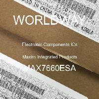 MAX7660ESA - Maxim Integrated Products