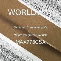 MAX778CSA - Maxim Integrated Products