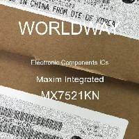 MX7521KN - Maxim Integrated Products