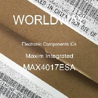 MAX4017ESA - Maxim Integrated Products
