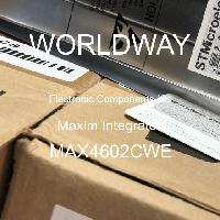 MAX4602CWE - Maxim Integrated Products