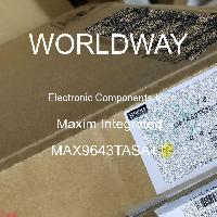 MAX9643TASA+T - Maxim Integrated Products