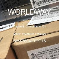 MAX3804ETEG16 - Maxim Integrated Products - Electronic Components ICs