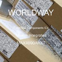 MAX4090AAXT - Maxim Integrated