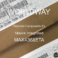 MAX4368ETA - Maxim Integrated