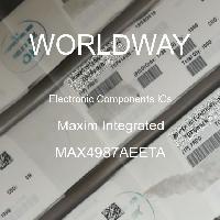 MAX4987AEETA - Maxim Integrated