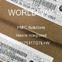 MAX17511TGTL+W - Maxim Integrated