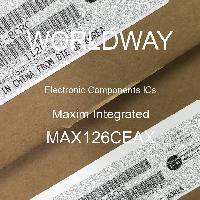 MAX126CEAX - Maxim Integrated