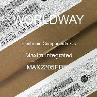 MAX2205EBS+ - Maxim Integrated