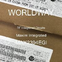 MAX2394EGI - Maxim Integrated