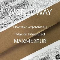 MAX5452EUB - Maxim Integrated