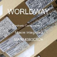 MAX64380CXU+ - Maxim Integrated