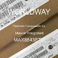 MAX8643ETG - Maxim Integrated