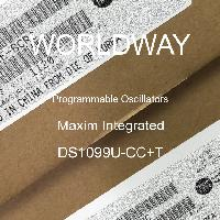 DS1099U-CC+T - Maxim Integrated