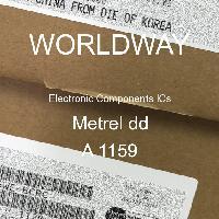 A 1159 - Metrel dd - CIs de componentes eletrônicos