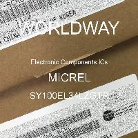 SY100EL34LZGTR - MICREL