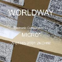 A-01165-2001 2KOHM - MICRO* - CIs de componentes eletrônicos