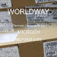 MCP3909-5/SS - MICROCH