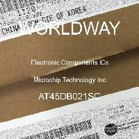 AT45DB021SC - Microchip Technology Inc