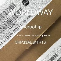 5KP33AE3/TR13 - Microchip Technology Inc - TVSダイオード-過渡電圧サプレッサ