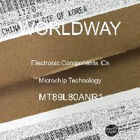 MT89L80ANR1 - Microchip Technology Inc - Circuiti integrati componenti elettronici