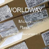 MT29C1G12MAACAFAKD-6 IT - Micron Technology Inc - Flash