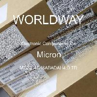 MT29F4G16ABADAH4:D TR - Micron Technology Inc