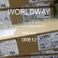 0RB12 - micron - Electronic Components ICs