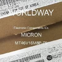 MT46V16M8P-75 - MICRON