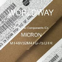 MT46V32M4TG-75:DTR - MICRON