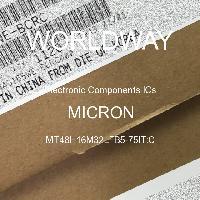 MT48H16M32LFB5-75IT:C - MICRON
