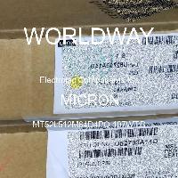 MT52L512M64D4PQ-107WT:B - MICRON