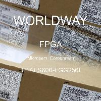 U1AFS600-FGG256I - Microsemi Corporation - FPGA(Field-Programmable Gate Array)