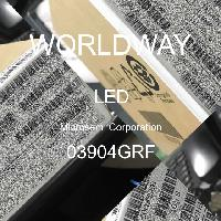 03904GRF - Microsemi Corporation - LED