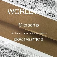 5KP51AE3/TR13 - Microsemi Corporation - Diodos TVS - Supresores de voltaje transitori