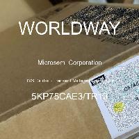 5KP75CAE3/TR13 - Microsemi Corporation - Diodele TVS - Supresoare de tensiune tranzito