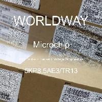 5KP8.5AE3/TR13 - Microsemi Corporation - Diodes TVS - Suppresseurs de tension transito