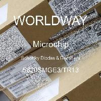 5820SMGE3/TR13 - Microsemi - ショットキーダイオードおよび整流器