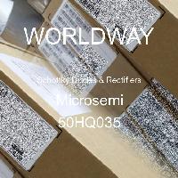 50HQ035 - Microsemi - Diodes et redresseurs Schottky