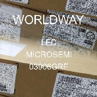 03906GRF - MICROSEMI - LED