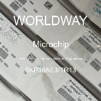 5KP36AE3/TR13 - Microsemi - TVSダイオード-過渡電圧サプレッサ
