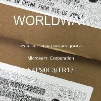 5KP90E3/TR13 - Microsemi - TVS 다이오드-과도 전압 억 제기