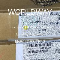 5KP64CE3/TR13 - Microsemi - Diodes TVS - Suppresseurs de tension transito