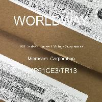 5KP51CE3/TR13 - Microsemi - Diodos TVS - Supressores de Voltagem Transien